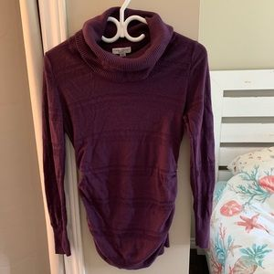 Maternity sweater, gently used